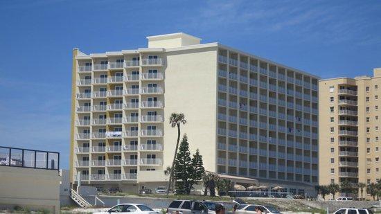 Hyatt Place Daytona Beach - Oceanfront : the hotel