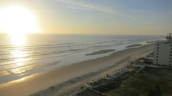 Hyatt Place Daytona Beach - Oceanfront : View from our room