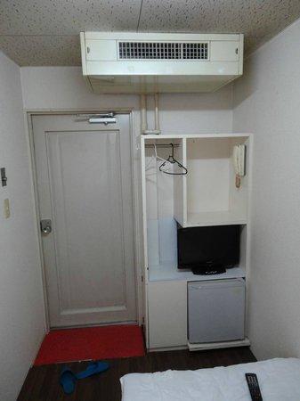 Business Hotel Sun Plaza: 空調設備は壊れています