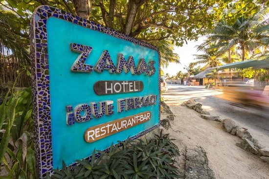 The Restaurant at ZAMAS: Welcome to ZAMAS