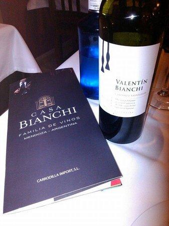 La Pampa : vin argentin