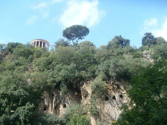 Parco Villa Gregoriana: Villa Gregoriana Park