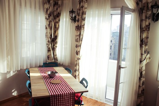 Seyyah Hostel Istanbul: Common Area