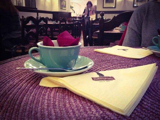 Babingtons English Tea Room: Pomeriggio da Babington's