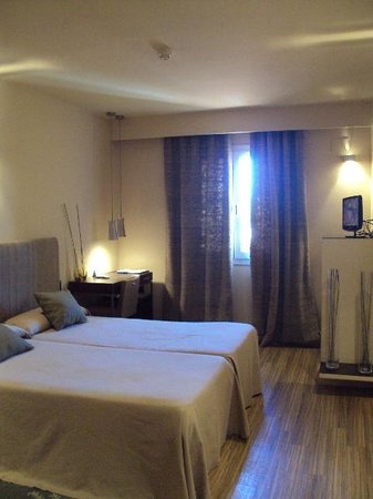 Hotel Huerta Honda: Habitación doble estándar.