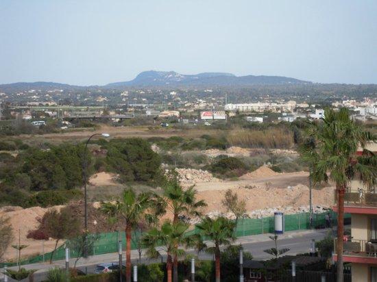 Hotel Helios Mallorca: Vista hacia el interior.