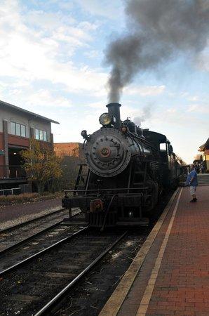 New Hope & Ivyland Railroad : Number 40 Engine