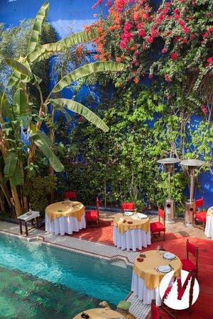 Dar Moha: The restaurant