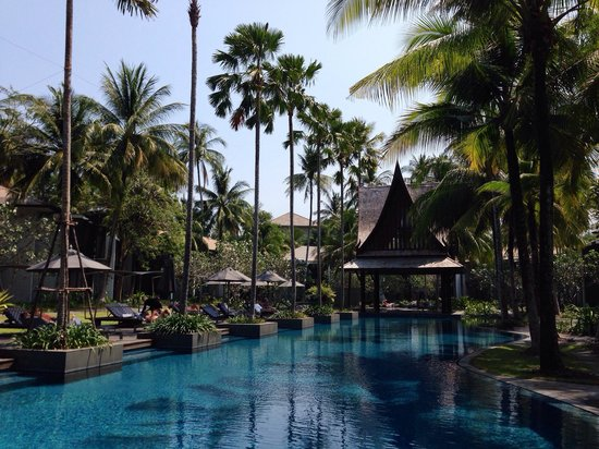 Twinpalms Phuket : Main pool