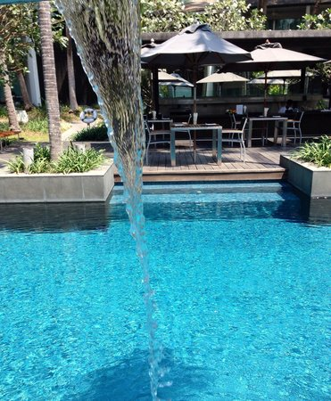 Twinpalms Phuket : Pool