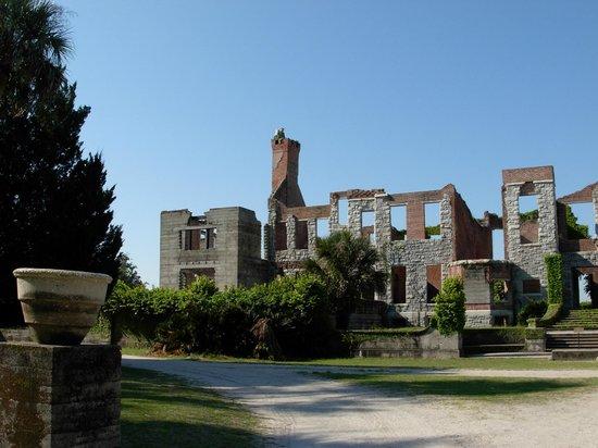 Cumberland Island National Seashore: The Ruins