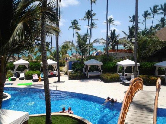 Majestic Elegance Punta Cana : Great view
