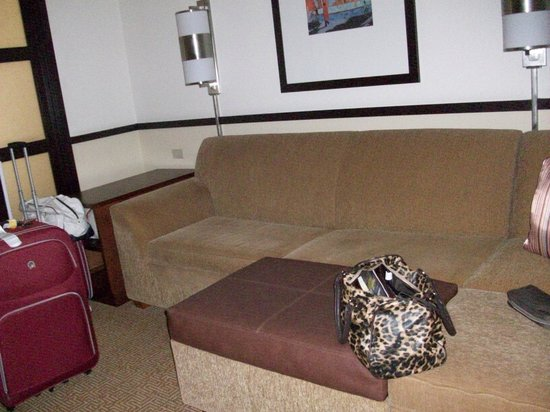 Hyatt Place Miami Airport-West/Doral: Sala