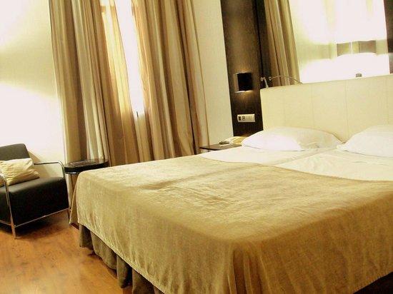Saray Hotel: Habitación doble estándar.