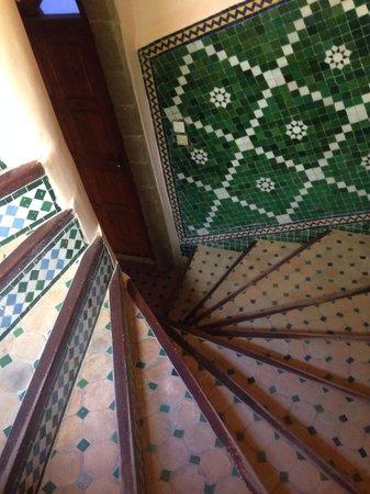 Al Fath Hotel: Stairs