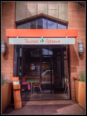 Restaurants Near San Go Civic Theatre