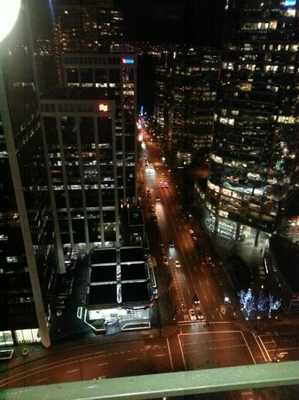 Hyatt Regency Vancouver: Room with a view