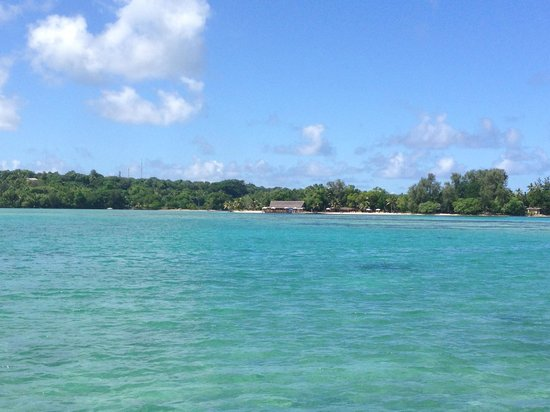 Erakor Island Resort & Spa: Another ferry view