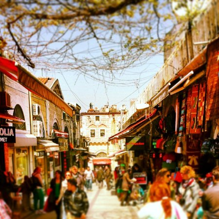 Historic Areas of Istanbul : Grand bazaar