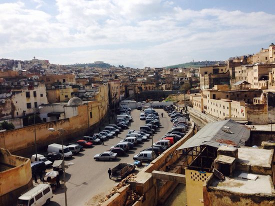 Moulay Abdellah Quarter : Just behind