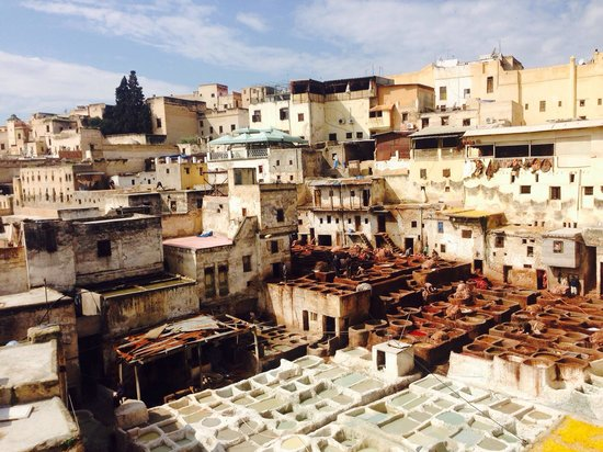 Moulay Abdellah Quarter : That's it