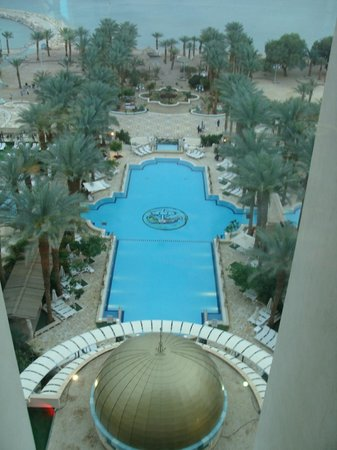 Herods Palace Hotel Eilat : Pool