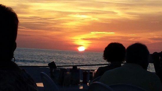 Beach House Restaurant: Perfect views