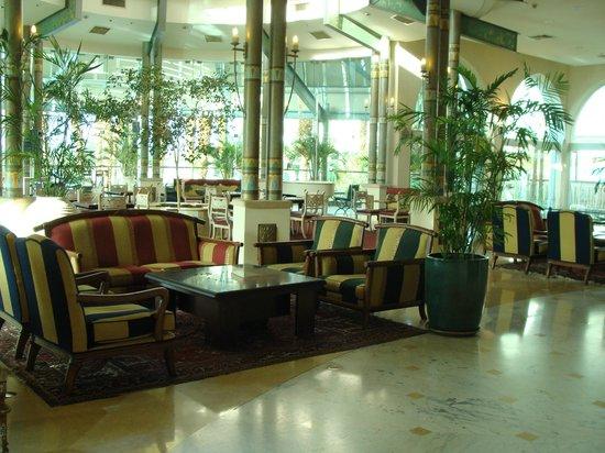 Herods Palace Hotel Eilat : Sitting area
