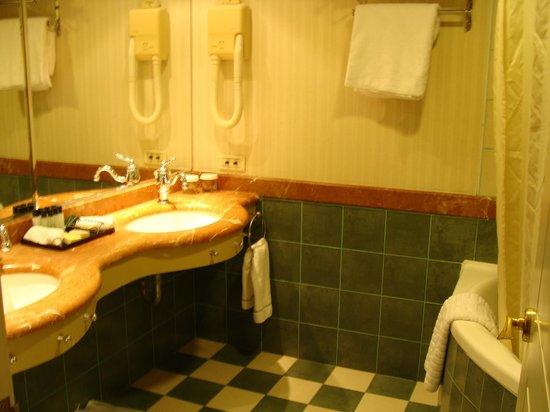 Herods Palace Hotel Eilat: Bathroom