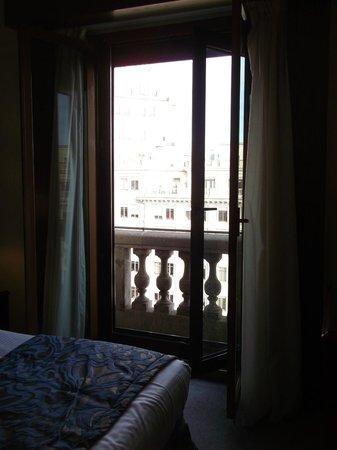 Hotel El Avenida Palace: Balcony room