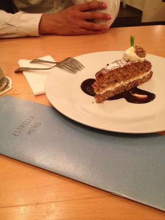 Estrella restaurant: Buonissima !