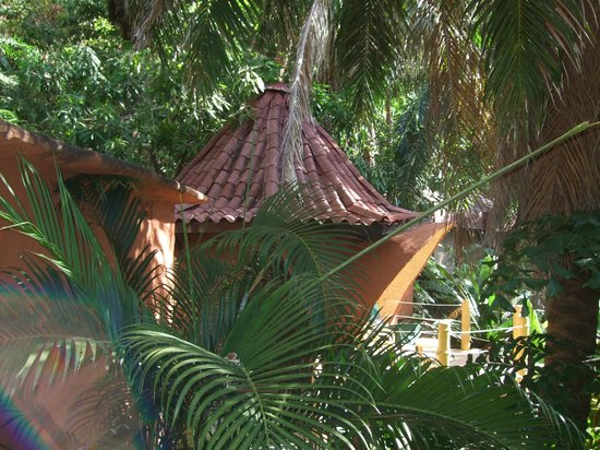 Ylang Ylang Beach Resort: one of the bungalows