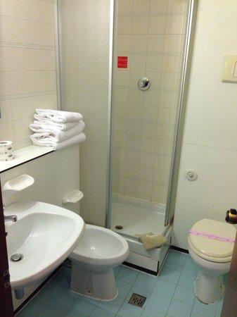 Hotel I Ciliegi: Bagno