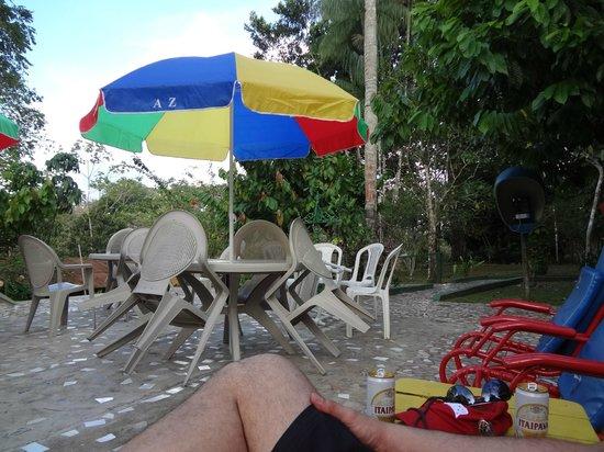 Amazônia Jungle Hotel: Descanso ao som dos pássaros