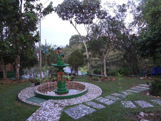 Amazônia Jungle Hotel: Próximo ao restaurante