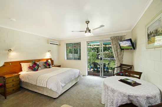 Maleny Hills Motel : Room