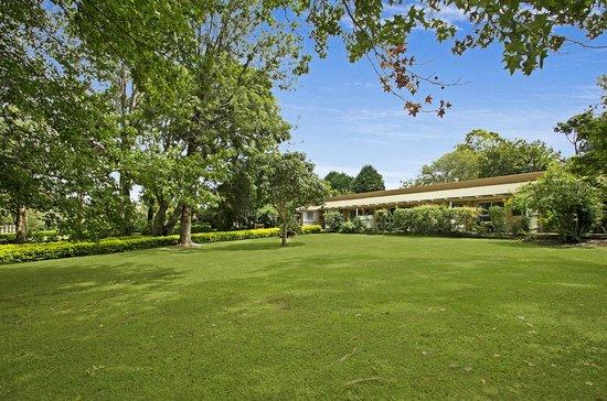 Maleny Hills Motel: Garden