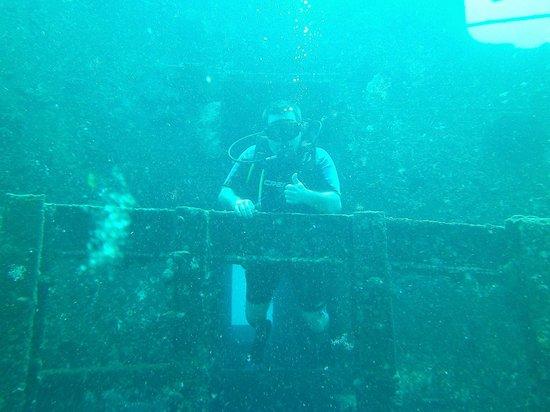 PADI Caribbean Dive College : What a great dive!