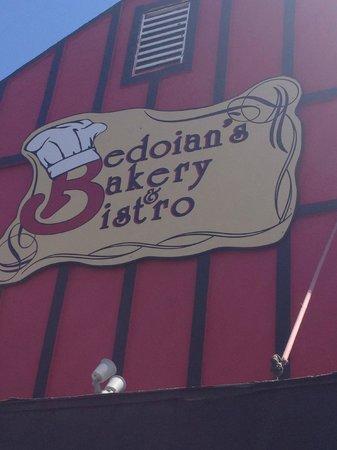 Bedoian's Bakery & Bistro : We will definitely be back !!