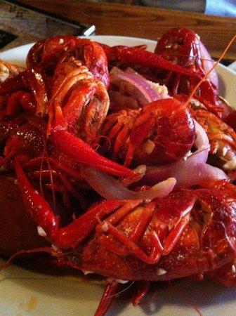 Hot Belly Mama's: Crawfish