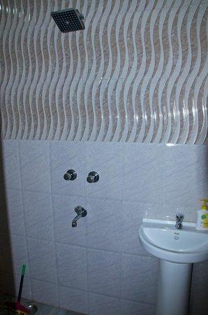 Kedareswar Bed & Breakfast: Clean bathroom