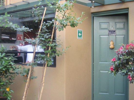Hotel Villa Condesa: Dining