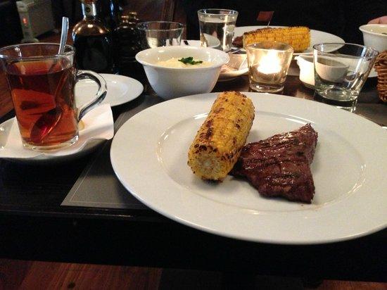El Gaucho Argentinian Steakhouse: Food
