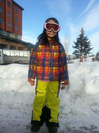 Steamboat Ski Resort: ready for snow boarding