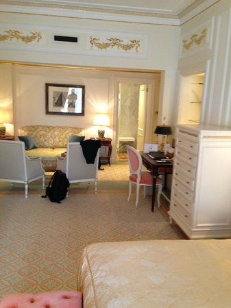The Ritz London : Sitting Area