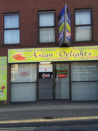 Image Asian Delights Restaurant & Takeaway in Western NI