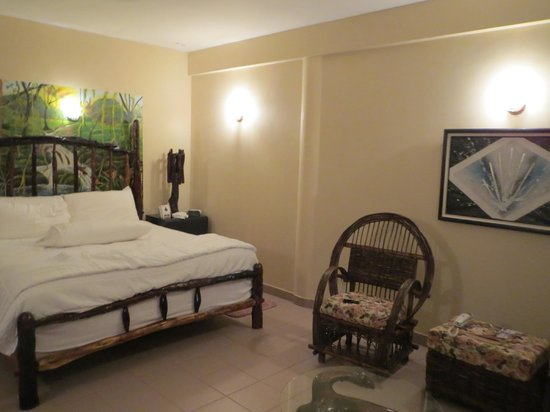 Black Orchid Resort : Room