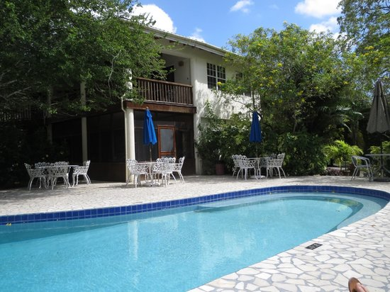 Black Orchid Resort : Pool and hotel