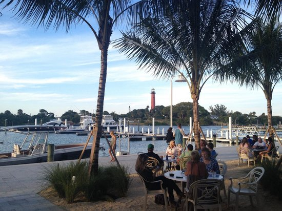 Nice View Picture Of U Tiki Beach Jupiter Tripadvisor