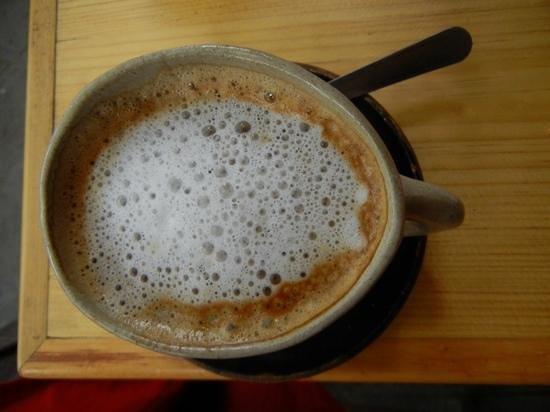 Lugarda: café noisette